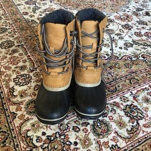 NWOT Sorel Waterproof Boots